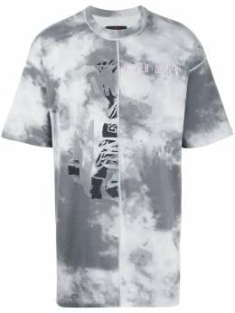 Jordan футболка с принтом тай-дай CJ0262