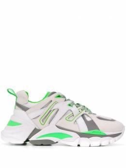 Ash массивные кроссовки со вставками 127874FLASH01