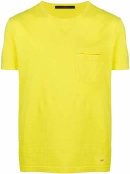 The Gigi футболка Todd с карманом TODDTSM811
