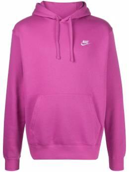 Nike худи с вышитым логотипом BV2654