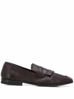 Henderson Baracco round toe slip-on loafers 704070