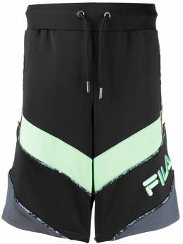 Fila Jirou colour-block shorts 684639