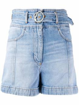 Just Cavalli джинсовые шорты с завышенной талией S04MU0083N31793