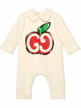 Gucci Kids комбинезон с принтом 609682XJCDB
