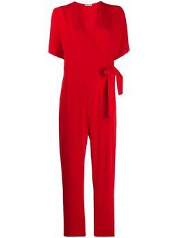 P.a.r.o.s.h. Panter short sleeved jumpsuit PANTERSD790106