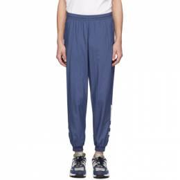 Adidas Originals Blue Big Trefoil Track Pants FM9895