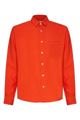 Красная рубашка Ami 1376189910