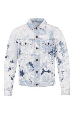 Джинсовая куртка Off-White 0MYE005R203860201414
