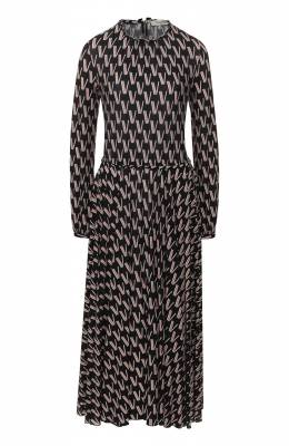 Платье из вискозы Valentino TB3MJ01K5AL