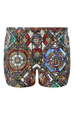 Плавки-шорты Dolce&Gabbana M4A06T/HSMIC