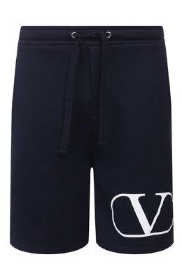 Хлопковые шорты Valentino TV3MD02D63W