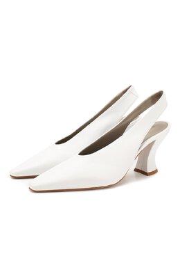 Кожаные туфли Bottega Veneta 618277/VBSD0