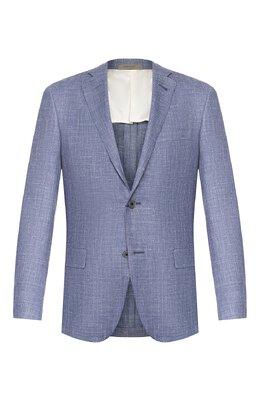 Пиджак из смеси шерсти и шелка Corneliani 85XY75-0116229/90