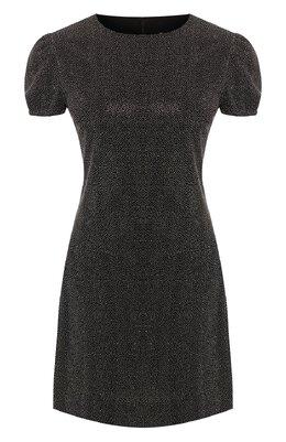 Платье из вискозы Saint Laurent 603707/Y4A01