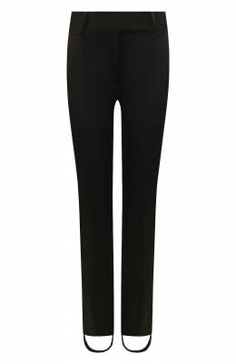 Хлопковые брюки со штрипками Tom Ford PAW302-FAX615