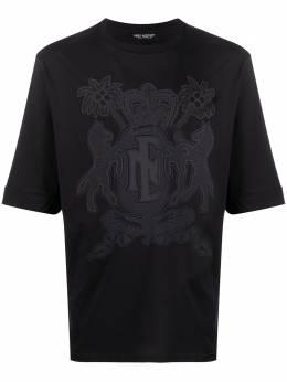 Neil Barrett футболка с принтом BJT753BN583S
