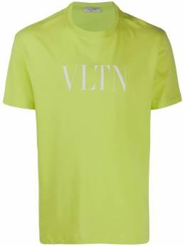 Valentino VLTN print T-shirt TV0MG10V3LE