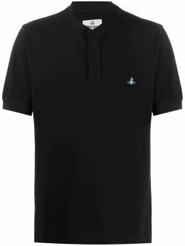 Vivienne Westwood футболка с вышивкой Orb S25GL0051S23142