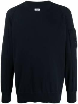 C.P. Company round-neck sweatshirt 08CMKN110A004037A