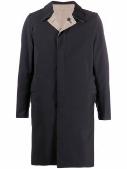 Dell'oglio двустороннее пальто ISAIAAC36309951BLUN140082