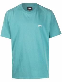 Stussy футболка оверсайз с круглым вырезом 1140194