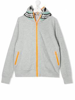 Stella McCartney Kids graphic print hoodie 588432SOJ22