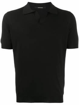 Tagliatore рубашка-поло с короткими рукавами PHIL532GSE2001