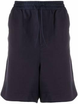 Y-3 elasticated knee length shorts FN3396