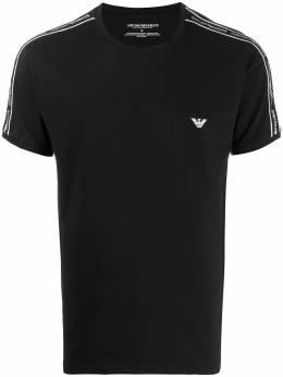 Emporio Armani logo tape shortsleeved T-shirt 111890P717