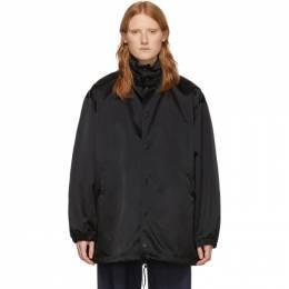 Balenciaga Black Symbolic Logo Jacket 622992-TYD31