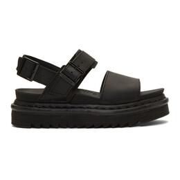 Dr. Martens Black Voss Sandals R23802001
