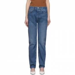 Toteme Blue Ease Jeans 202-236-740