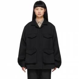 Toteme Black Avignon Jacket 202-103-703