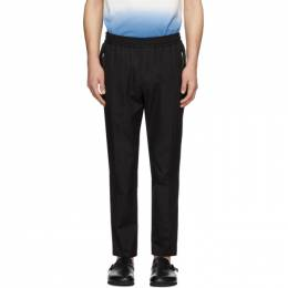 Stella McCartney Black Piet Trousers 600327SKN38