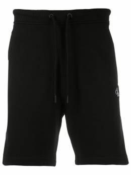 Calvin Klein Jeans спортивные шорты с вышитым логотипом J30J314675