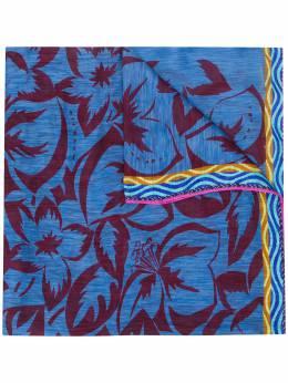 Etro шарф с принтом пейсли 117775047