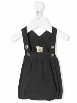 Douuod Kids sleeveless overalls PA540333