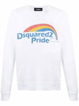 Dsquared2 толстовка с логотипом S71GU0368S25030