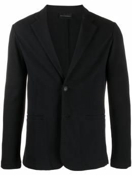 Emporio Armani single-breasted blazer 3H1G6B1JBAZ