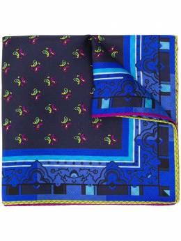 Etro ETRO 1T7105101 0200 Natural (Other)->Silk 1T7105101