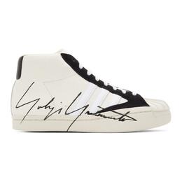 Y-3 Off-White Yohji Pro Sneakers EH2272