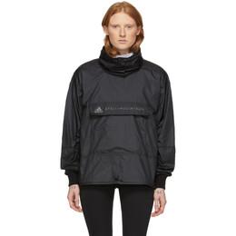 Adidas by Stella McCartney Black Running Tech Pullover FS9772
