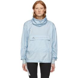 Adidas by Stella McCartney Blue Running Tech Pullover FJ0747