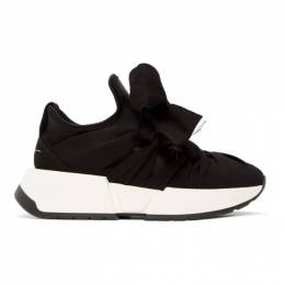 Mm6 Maison Margiela Black Flare Sneakers S59WS0033 P3286