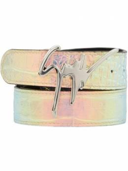 Giuseppe Zanotti Design Giuseppe embossed belt EAU8027099