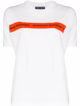 Kwaidan Editions футболка с логотипом SS20WT047WCJ