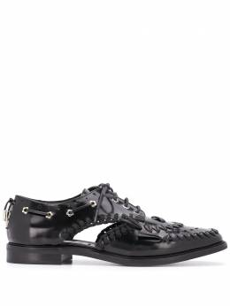 MCQ by Alexander McQueen Implode derby shoes 596724R2648