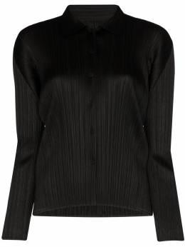 Pleats Please Issey Miyake плиссированная рубашка PP06JJ105