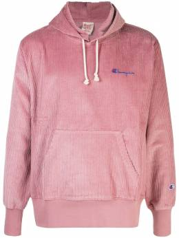 Champion corduroy relaxed-fit hoodie 213691