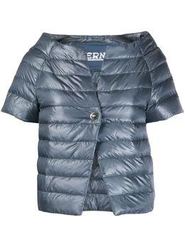 Herno short-sleeved padded jacket PI1077D12017